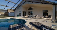 4 Bed 3 Bath Orlando Vacation Home … The Pefect Place to Relax After a Run!