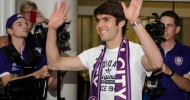 Ricardo Kaká arrives in Orlando to complete MLS transfer