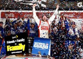 NASCAR Digital Media Records Historic Day