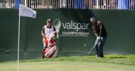 PGA Valspar Championship Underway at Palm Harbor, Florida