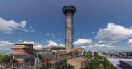 """World's Tallest Rollercoaster and Entertainment Complex  """"The Skyscraper™ at SKYPLEX™"""" is coming to Orlando in 2016!"""