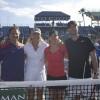 Chris Evert Pro Celebrity Tennis Classic Set For 21-23 November