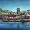 The Boathouse & Morimoto Asia Coming To Disney Springs in Summer 2015