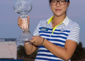 Lydia Ko pockets record $1.5 Million for victory in the CME Group Tour Championship & the Race to the GME Globe title in Naples