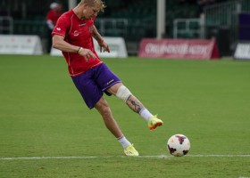 Brek Shea signs for Orlando City from English Premier League's Stoke City