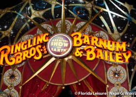 The Greatest Show on Earth Returns as Ringling Bros. and Barnum & Bailey® Brings XTREME to Orlando