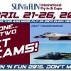 Sun 'n Fun International Fly In & Expo Begins This Week!