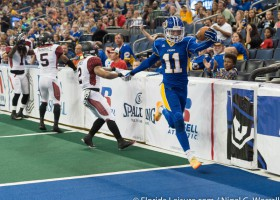 Off The Beaten Path – Arena Football