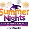 "Musical Artists Announced for Second Weekend of  SeaWorld's ""Celebrating America"" Summer Concert Series"