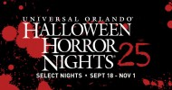 Universal Orlando Resort Reveals The Final Details Of This Year's Epic Halloween Horror Nights 25