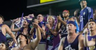Orlando and Chicago battle to 1-1 draw in rain affected game