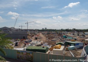 Downtown Disney soon to become Disney Springs… update!