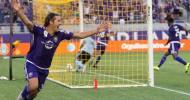 Orlando City defeats Sporting Kansas 3-1 in crunch match