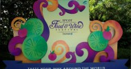The 20th Epcot International Food & Wine Festival celebrates with 53 Delicious Days of Food, Wine and Fun