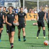 World Cup Champions United States Women's Team train in Orlando