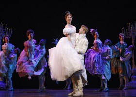 'Cinderella' Opens At Dr. Phillip's Center for the Performing Arts