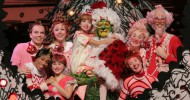 Grinch debuts at Dr. Phillips Center for the Performing Arts