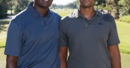 Team Singh leads at halfway point in PNC Father/Son Challenge