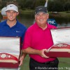 Lanny and Tucker Wadkins win 2015 PNC Father Son Challenge