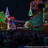 The Osborne Family Spectacle of Dancing Lights at Disney's Hollywood Studios draws to an end
