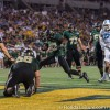 Baylor defeat UNC 49-38 in Russell Athletic Bowl at Orlando Citrus Bowl