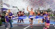 Brazilian Fredison Costa pulls off hat-trick at Walt Disney World Marathon