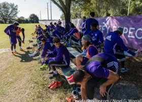 Orlando City Soccer reports back to training