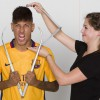 Goooaaal! Madame Tussauds Orlando Announces New Figure of Neymar
