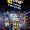'The LEGO® Movie™ 4D A New Adventure' Star Immortalized in Gold Outside Theme Park Theater