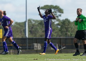 Orlando City Opens Preseason with 4-0 victory over Eastern Florida State College