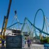 SeaWorld Orlando reveals Mako ride vehicle