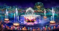 "Disney announces ""Rivers of Light"" opening date"
