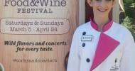 Busch Gardens Food & Wine Festival starts today!