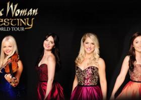 "Celtic Women debut ""Destiny"" at Mahaffey Theater, St. Petersburg"