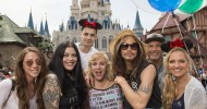 Rockstar Steven Tyler Celebrates Birthday at Walt Disney World