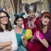 Tina Fey Meets Disney's Original Mean Girls