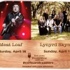 Meatloaf and Lynyrd Skynryd headline at Busch Gardens this weekend!