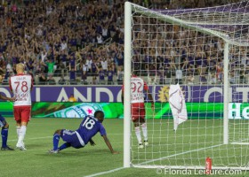 Orlando City earn point in 1-1 draw with New York Red Bulls