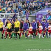 Portland ends Orlando Pride winning home record with 2-1 victory