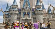 "All New ""Mickey's Royal Friendship Faire"" Show Brings Joyful New Celebration to Magic Kingdom"