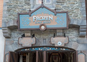 Frozen Ever After and Royal Sommerhus now open at Norway Pavilion in Epcot