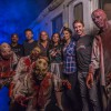 AMC's The Walking Dead Cast and Greg Nicotero Visit Halloween Horror Nights at Universal Orlando