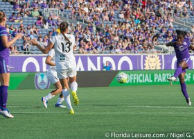 Orlando Pride lose final season home game 2-1 to FC Kansas City
