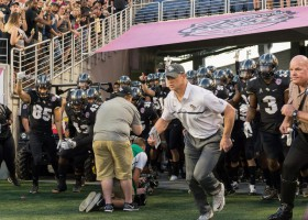 Arkansas State Red Wolves take AutoNation Cure Bowl honors over UCF