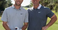 David Duval & Nick Karavites Lead After Round 1 of PNC Father/Son Challenge