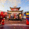 'Fuller House,' 'Designated Survivor' Stars Celebrate Grand Opening of Lego Ninjago World at Legoland Florida Resort