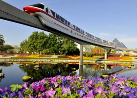 26th Epcot International Flower & Garden Festival Blooms for 90 Days at Walt Disney World Resort