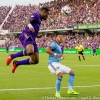 Orlando City Soccer celebrates with 1-0 victory over New York City on landmark day!