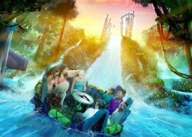 """SeaWorld announces Infinity Falls, Kraken Unleashed and a new show """"Pop"""""""