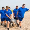 SeaWorld Orlando Returns Rescued Sea Turtle to the Ocean on World Turtle Day